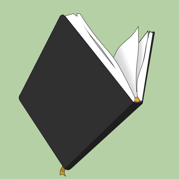Book Greenbackground