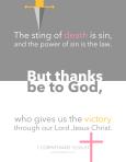 1 Corinthians 15:56-57